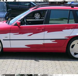 Fahrzeugdesign ist unsere Stärke - FolienMeister in Lübeck